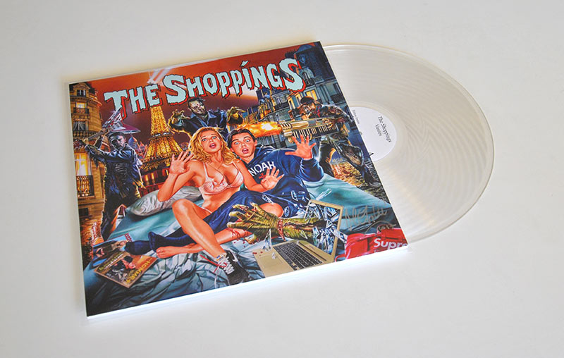The Shoppings 'Vanités' - Lathe cut - Artfoam - Signed